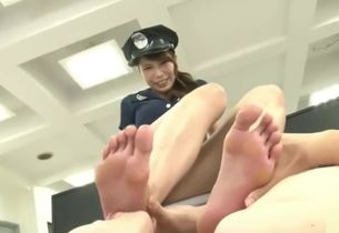 chinese damsels foot
