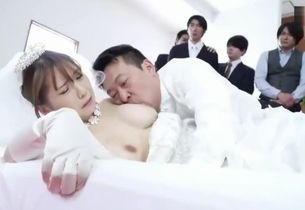 Asian Bride Get Having Orgy after..