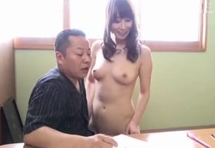 Knocked up Chinese Yoko Ito fucked5901