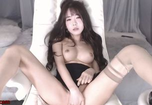 Korean splendid little girl camgirl..