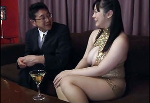 Asian Plump Girl Mikoto Yatsuka, Makes..