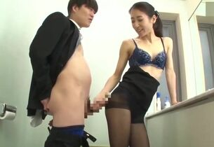Inane xxx integument MILF hot opposite..