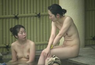 Japanese Onsen Hang out in