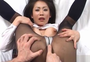 Topnotch Chesty Minx Maki Tomoda Humped
