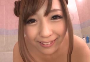 Mashiro Yuuna crazy Japanese honey is..